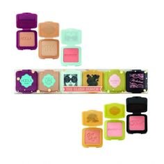 The Blush Bunch bronzer & blush set - Bronzers & blushes by the half dozen! Get your cheek on with this bronzer & blush DEAL! The Blush Bunch includes portable, fun-sizes of Benefit's NEW Gold Rush w Fun Size, Last Minute Gifts, Bronzer, Benefit, You Got This, Blush, Eyeshadow, Holiday, Gold