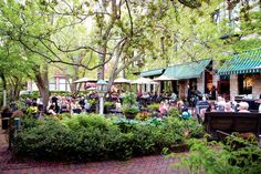 W. A. Frost Garden Patio Is The Best Outdoor Dining In The Twin Cities