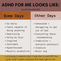 Mental And Emotional Health, Mental Health Awareness, Autism Awareness, Do I Have Adhd, Adhd Facts, Adhd Quotes, Adhd Help, Adhd Brain, Adhd Strategies