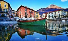 Mandello  del lario  Lake Como Italy