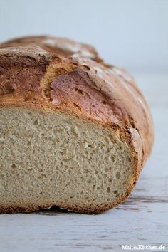 Leckeres Buttermilchbrot, easy zu backen. #brot | malteskitchen.de
