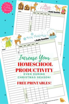 Homeschool Productiv