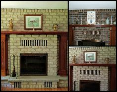 Fireplace Decorating: The Difference Is Dynamic and I Did It Myself!