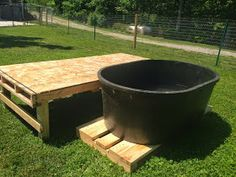 Ideas for Dog Enrichment Activities Outdoors Puppy Playground, Backyard Playground, Playground Ideas, Dog Enrichment, Disabled Dog, Dog Playpen, Dog Yard, Dog Potty, Hiking Dogs