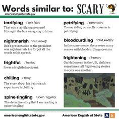 Resultado de imagen de AMERICAN ENGLISH AT STATE WORDS SIMILAR BEGIN