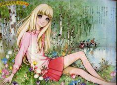 Takahashi Macoto / Shojo Comic, Aug. 1969