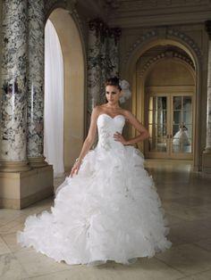 Fresh David Tutera for Mon Cheri u Princess Wedding Dresses it looks like the David us bridal