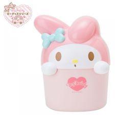 My Melody Rabbit Car Trash Bin Dust Garbage Mini Box Sanrio from Japan S2655