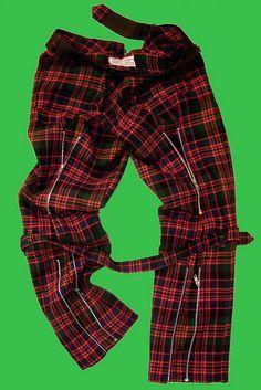 Vivienne Westwood 1977 Bondage Trouser