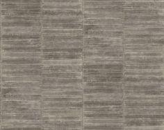 ELITIS Behang Anguille Zilver Grijs Uit De Anguille Big Croco Galuchat Behangcollectie (VP42405) - Luxury By Nature