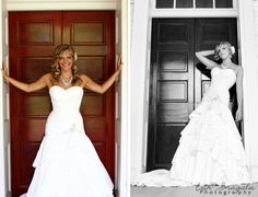 Bridal Portrait Ideas | Bethani's Bridal Portraits | Traveller's Rest – Nashville, TN