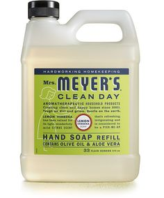 Lemon+Verbena+Hand+Soap+Refill