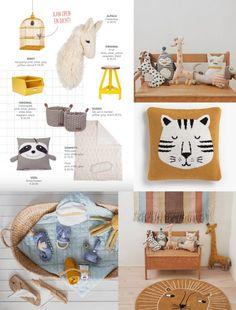 Baby Decor, Kids Decor, Bedroom Themes, Kids Bedroom, Girl Nursery, Nursery Decor, Home Decor Trends, Ikea Hacks, Kidsroom