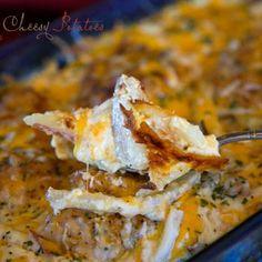 Creamy Cheesy Chicken and Potatoes