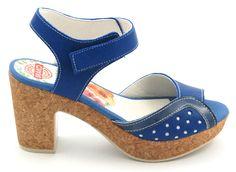 #brako #sandals #pump #blue #summercolor #shoes
