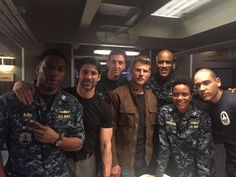 Filming season three!! #thelastship