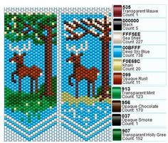 Need to convert to loom Pony Bead Patterns, Peyote Stitch Patterns, Beading Patterns, Beaded Christmas Decorations, Christmas Ornament Crafts, Christmas Jewelry, Beaded Ornament Covers, Beaded Ornaments, Beaded Banners
