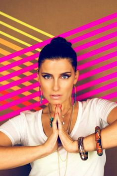 Nelly furtado Nelly for me is like how my spirit feels inside.