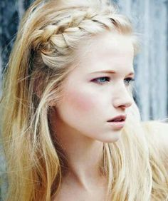 #hair #braid #plait