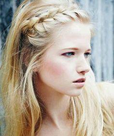 #hair #braid #plait