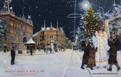 Weihnachtskarten aus Köln (1900) - http://www.postkarten-paradies.net/weihnachtskarten-aus-koeln-1900/