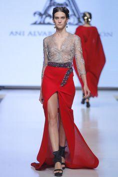 Lima Fashion Week | Ani Álvarez Calderón Runway #Lima #fashion #moda #women #runway #desfile #Ani Alvarez Calderon #lifweek | LIFWEEK OI'14