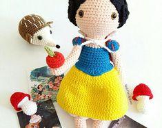 Amigurumi Minion Tarifi : Amigurumi pamuk prenses görsel 2 gurumi pinterest amigurumi