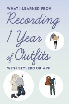 Stylebook Closet App: 365 Days of Stylebook Capsule Wardrobe, Stylebook App, Closet App, Cool Outfits, Fashion Outfits, Women's Fashion, Fashion Capsule, Black White Fashion, Fashion Books