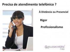 Serviços de atendimento telefónico