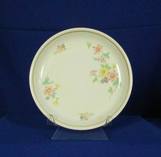 Sakura Japan Pattern Claudette 1123 Cream Salad Plate bfe1676 #Sakura