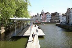 Canal Swimmer's Club / Atelier Bow-Wow + Architectuuratelier Dertien 12