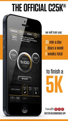 C25K® - 5K Trainer FREE - (Go from Couch Potato to Running the 5K) by Zen Labs