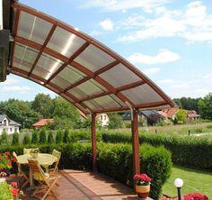 Petunias, Garden Bridge, Pergola, Outdoor Structures, Patio, House, Outdoor Ideas, Design, Balcony