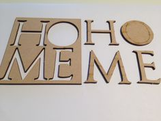 Mdf Blanks - Positive and Negative, LOVE OR HOME, Mdf shapes, Frame and Letters, 5cm,  home decor, mdf crafts, Mdf words, mdf letters by HandmadeLCreations on Etsy (null)