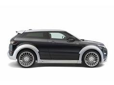 2012 Hamann Range Rover Evoque - Studio