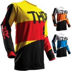 Bronze Thor Pulse LE Motocross Motocross Jersey All Sizes