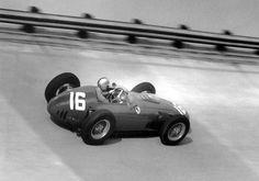 Willy Mairesse/Ferrari 246 F1/Monza/1960