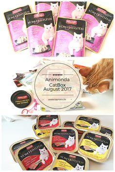 Die CatBox von Animonda verzaubert die Katzen mit allerhand Leckereien. Hochwertiges Futter und Spielzeug erwarten einen jeden Monat in der tollen, umfangreichen Box!
