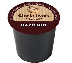 GLORIA JEAN'S HAZELNUT Coffees for Keurig 48 K-CUPS >>> Click on the image for additional details.