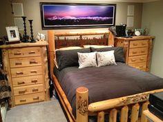 Log Furniture LOVE IT !!