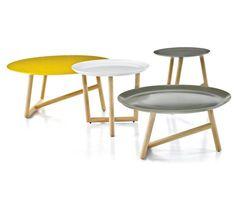 Mesas de centro | Mesas | Klara | Moroso | Patricia Urquiola. Check it out on Architonic