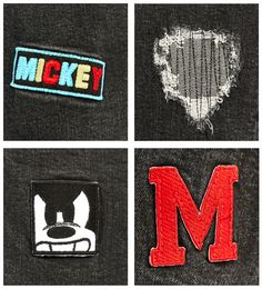 Image 2 of MICKEY JEANS from Zara