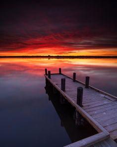 Sunrise by Youngjin Kim on 500px