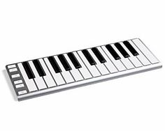 Xkey USB Mobile MIDI Keyboard with Polyphonic Aftertouch When we got a sample of the Xkey USB Mobile MIDI Keyboard with Polyphonic Aftertouch, we fell in love.