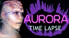 Aurora FX Makeup