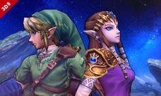 Super Smash Bros. for Nintendo 3DS / Wii U: Zelda (Only 3DS Photo)
