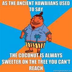 100 TV/Movie Characters/Personalities that constantly make me laugh (in alphabetical order) Name: Tito Makani Voice: Ray Burnatai Show: Rocket Power Rocket Power, 90s Childhood, Childhood Memories, Hawaiian Quotes, Surf, 90s Cartoons, Heart For Kids, 90s Kids, Inner Child