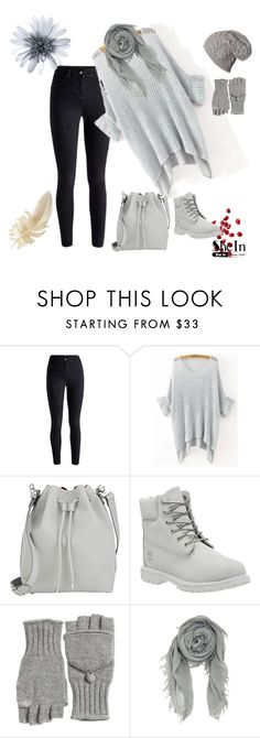 """""""SHEIN CONTEST"""" by azra-2709 ❤ liked on Polyvore featuring Proenza Schouler, Timberland and Calypso St. Barth"""