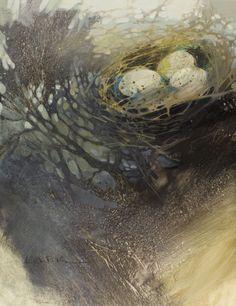 linda kemp watercolor painting outside the lines Watercolor Negative Painting, Abstract Watercolor, Watercolor And Ink, Abstract Landscape, Watercolor Paintings, Watercolours, Space Painting, Encaustic Art, Leaf Art
