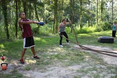Boot Camp Fitness | Eagle Harbor Neighborhood in Fleming Island, FL